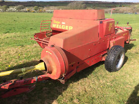 Welgar AP53 Square Baler - Excellent Condition - With new shaft - NO VAT