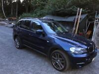 BMW X5 3.0 diesel 2012