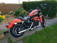 Harley Davidson 883R Spotster 2008