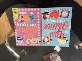 Girls Online & Girls Ontour Book Set - Xmas Gift