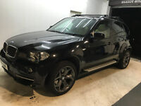 2009 BMW X5 XDRIVE 30D SE 5S A WITH SPORTS PACK VERY LOW MILAGE MOT AND SERVICE 13K OF EXTRAS