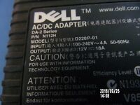 4 Dell Power supplies
