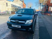 Toyota, HILUX, Pick Up, 2007, Manual, 2982 (cc)