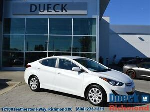 2015 Hyundai Elantra Accident Free