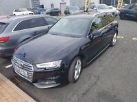 Audi A4 Avant Black Good condition