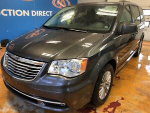 2016 Chrysler Town & Country Touring-L HEATED LEATHER/ POWER...