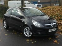 VAUXHALL CORSA 1.4 SXI BLACK 3 DOOR 10 MONTHS MOT EXCELLENT CONDITION