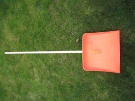 Professional SNOW BURNER SCOOP (Fleming & Company) (head size 398 x 362mm)