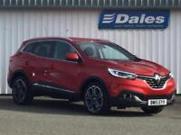 Renault Kadjar 1.6 dCi Dynamique S Nav 5dr (red) 2015