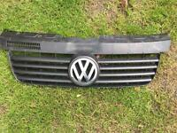 Volkswagen t5 bumpers and grille