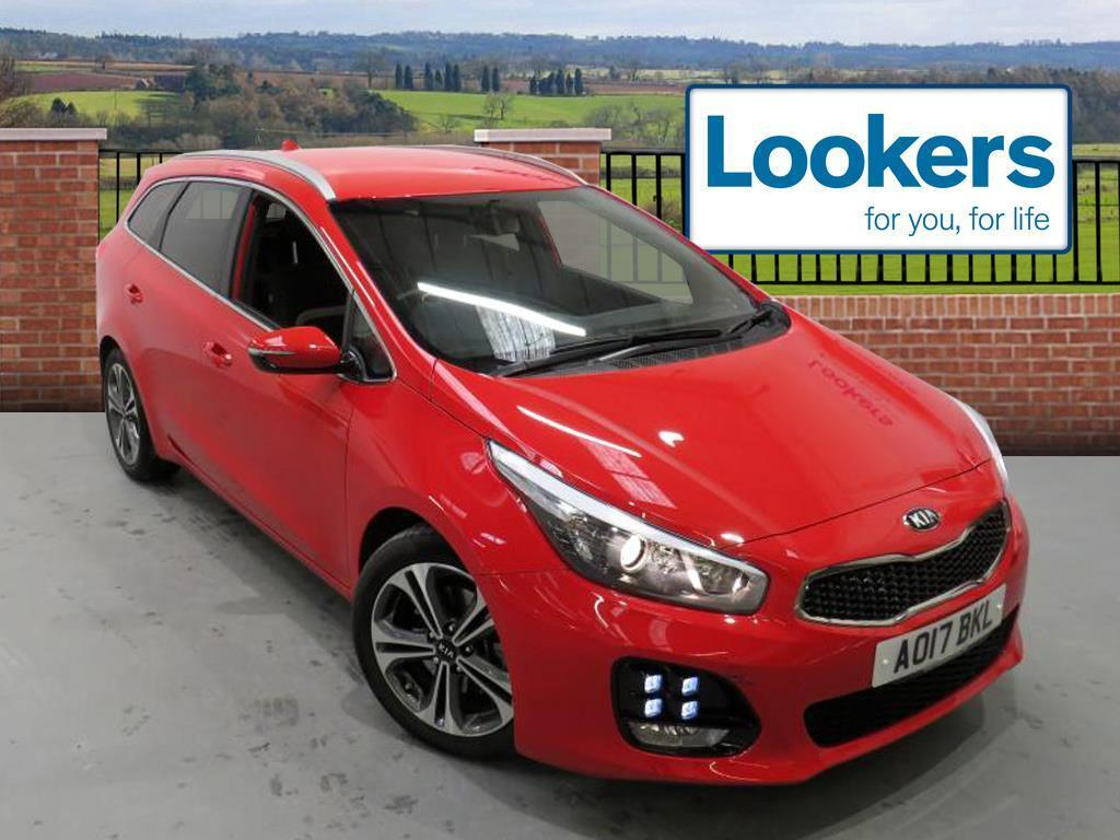 Kia Ceed Gt Line Isg Red 2017 04 18 In Stockport border=