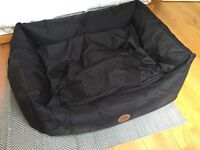 Dog bed - large, waterproof and washable