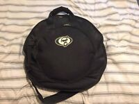 "Cymbal Case - Protection Racket 24"" Deluxe Fleece Lined"