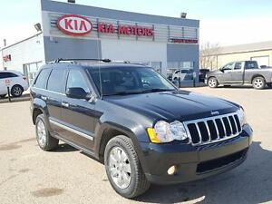 2010 Jeep Grand Cherokee Limited PST Paid - Backup camera - H...
