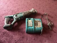 Makita reciprocating saw