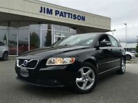 2011 Volvo S40 T5 227 Hp / Automatic