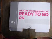 Brand New in Box SKY WIRELESS ROUTER