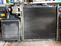Mercedes-Benz Vito 108CDI 2003 Radiator, Intercooler, Expansion Tank and Fan Assemblies complete