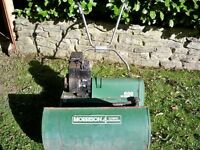"""Morrison 600 Olympic 4 Lawn Mower. 4HP Briggs & Stratton Engine. 24"""" cutting blade. Parts or repair."""