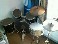 Manhattan Full size drum kit
