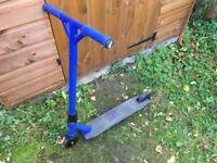 Shaun White 'hero' stunt scooter blue