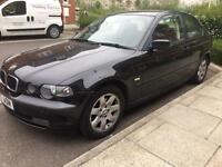 Low miles Diesel BMW 320 TD Compact auto - perfect runner in good shape