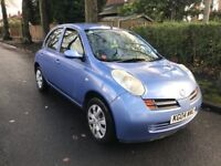 Nissan Micra 12 Months mot Full Service History