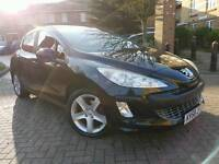 2008 Peugeot 308 sport astra corsa focus yaris micra polo golf fiesta a3 megane