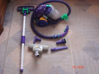 Dyson original DC05 cleaner plus all accessories and hand book