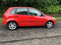 Ford Fiesta 1.4 Zetec 5 Door Hatchback 2002 (52) Plate