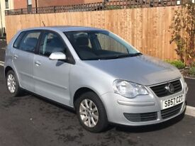 2007 Polo 1.4 tdi, Full dealer service history. One owner from new. Low insurance. BARGAIN!!