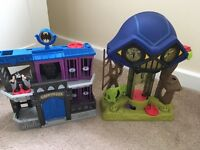 Imaginext playsets