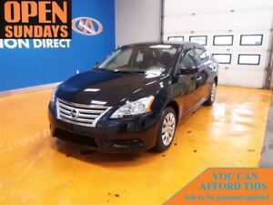 2013 Nissan Sentra 1.8 S ONLY 49634KM! NEW TIRES!