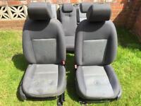 Ford Focus mk2 seats