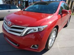 2013 Toyota Venza LIMITED AWD **NAVI, CUIR, TOIT PANO, ETC.***