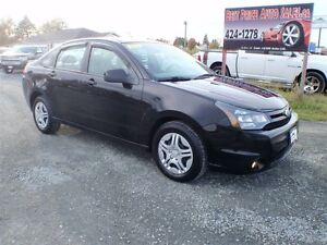2010 Ford Focus SES! AUTOMATIC! CERTIFIED!
