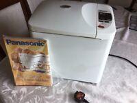 Panasonic SD-206 bread machine