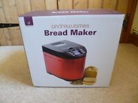 Bread Maker Andrew James