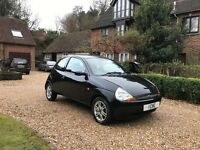 Ford KA | LOW MILEAGE | FULL SERVICE HISTORY | LEATHER INTERIOR | 12 MONTHS MOT