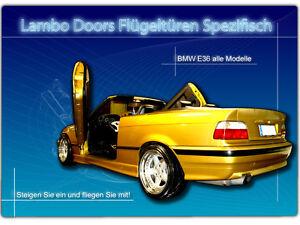 BMW E36 Flügeltüren Lambo Doors NEU TOP !!