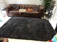 Large Brown rug