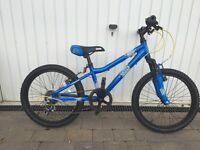 Boys Used 'Cuda' 20'' Barracuda Energy Mountain Bike with 6 gears and front suspension