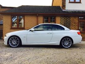 Bmw 320d M sport Highline Edition Convertible