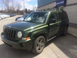2009 Jeep Patriot North 4WD