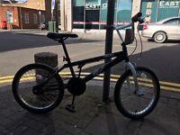 Black Bmx Fully Refurbished £80