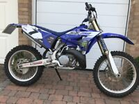 2005 modal - Aluminium Frame Road legal registered Yamaha YZ250