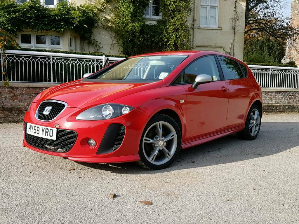 seat leon fr 2008 in reading berkshire gumtree. Black Bedroom Furniture Sets. Home Design Ideas