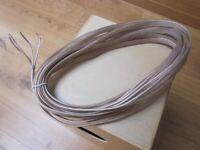Bi-Wire Fisual Dualcon - Bass enhancement speaker cable