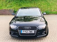 Audi A4 TDI Multitronic
