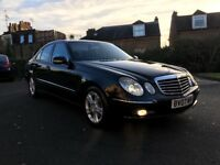 Mercedes E220cdi avantgarde 07 188K Full service history looks and drives superb like 100k